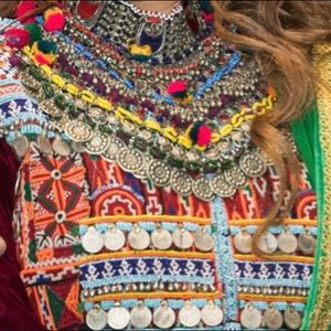 Jewelry - Traditional Afghan Necklace